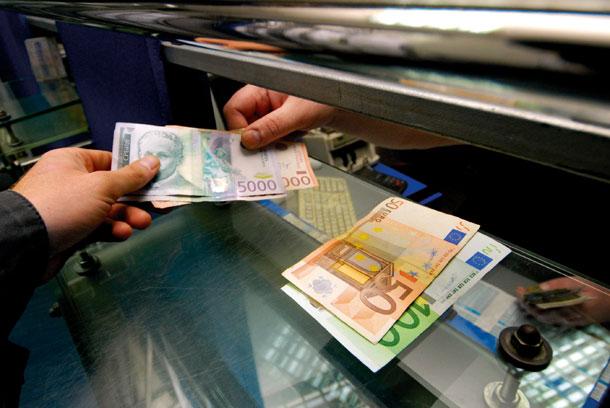 Kurs dinara