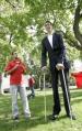 Najveći čovek na svetu na Danu svetskih rekorda u Beču