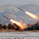 Pjongjang preti ratom
