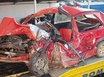 Četvoro poginulih u saobraćajnoj nesreći