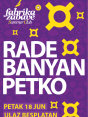 RADE BANYAN &amp; PETKO @ FABRIKA ZABAVE S_UMMER C_LUB
