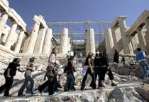 Grčka se trudi da podstakne turizam