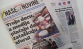 Nove dnevne novine  - Naše novine