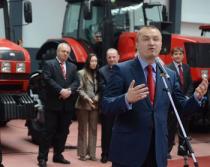 Otvoren pogon fabrike traktora Belarus