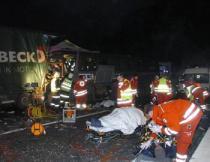 Poginuli i putnici sa Kosova