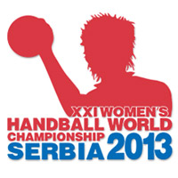SP u rukometu za žene - Srbija 2013