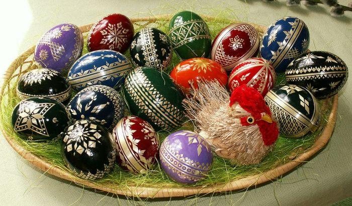 ... koji poštuju Gregorijanski kalendar danas proslavljaju Uskrs