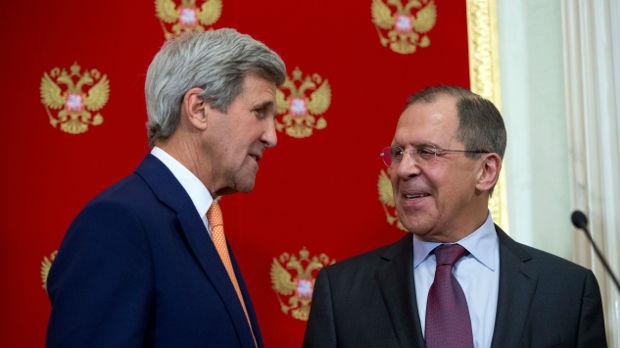 Keri i Lavrov i pokretanju političkog procesa u Siriji