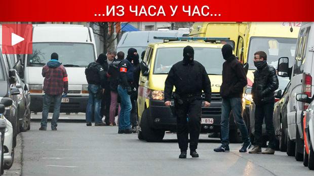 Racije u Molenbeku, uhapšen glavni osumnjičeni za napade u Parizu