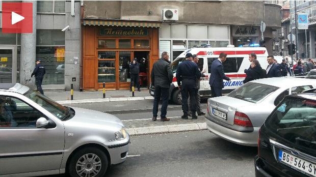 Samoubistvo eksplozivnom napravom u centru Beograda, identifikovan muškarac