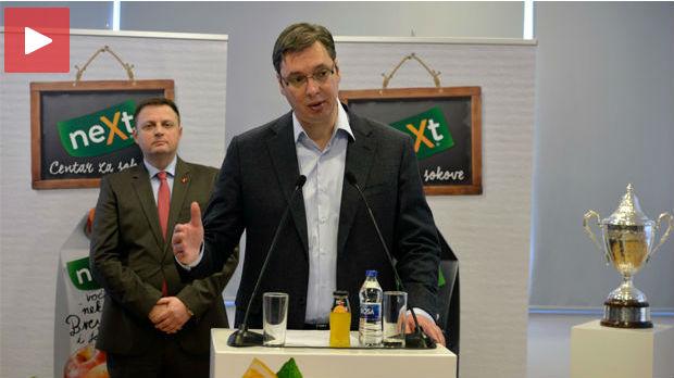 Vučić: Haški zahtev napravio problem Srbiji