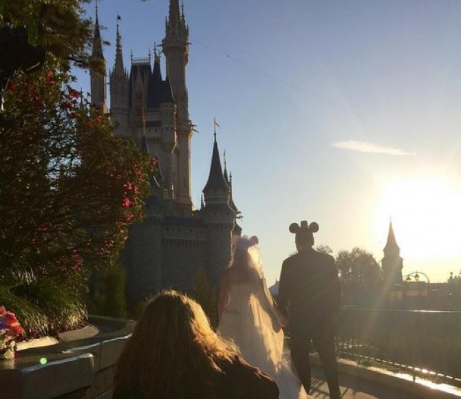 ZA ONE KOJI ŽELE DA DOŽIVE BAJKU: Venčajte se u Diznilendu i iskusite čarolij...