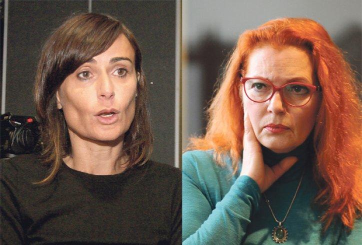 BILJANA SRBLJANOVIĆ JE PRODAVAC MAGLE Tanja Bošković iznela teške optužbe na račun spisateljice