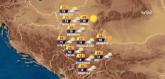 Biće sutra sunca, ali i kiše i grmljavine VIDEO