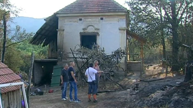 Borba s požarima u opštini Bor