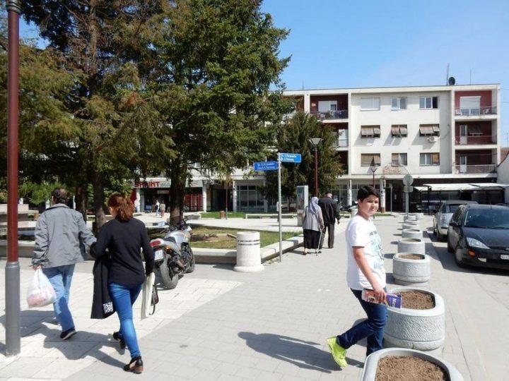 Bujanovac, podeljeni grad