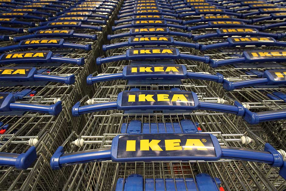 Da li je IKEA isto što i Ikea?