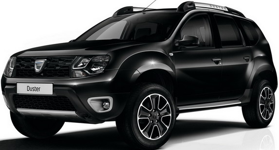 dacia duster black touch. Black Bedroom Furniture Sets. Home Design Ideas
