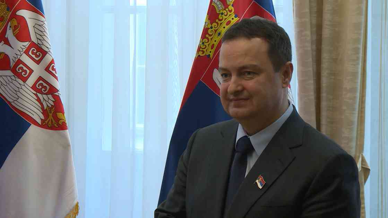 Dačić: Od suda za OVK u Hagu očekujem više pravde za Srbe