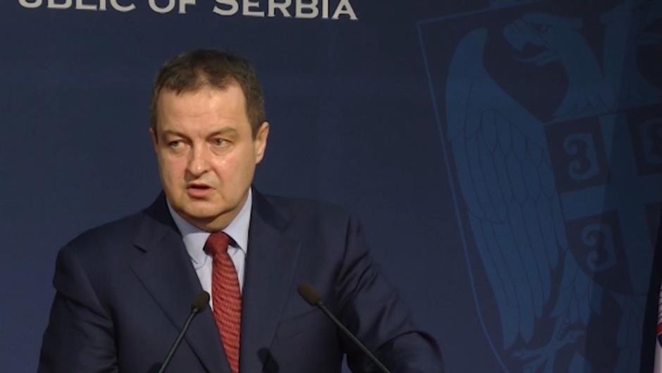Dačić: Ukoliko se štrajk nastavi, neće doći investitori