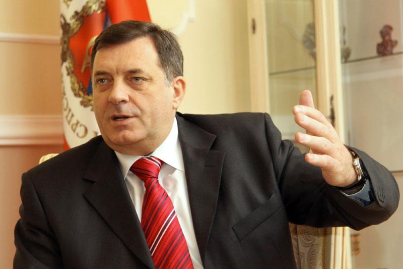 Dodik: Ogorčen sam zbog rada pravosuđa