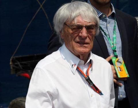Eklston se žali: I osoblje Formule 1 ne sme da priča sa mnom