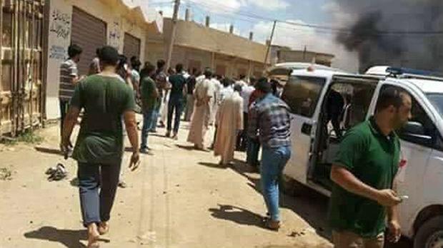 Eksplozije u Bagdadu, 11 poginulih