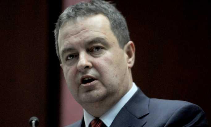 Evo šta je Dačić poručio Albanskim političarima