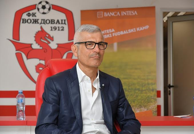 FABRICIO RAVANELI: Musline, gde ti je Sergej Milinković-Savić?