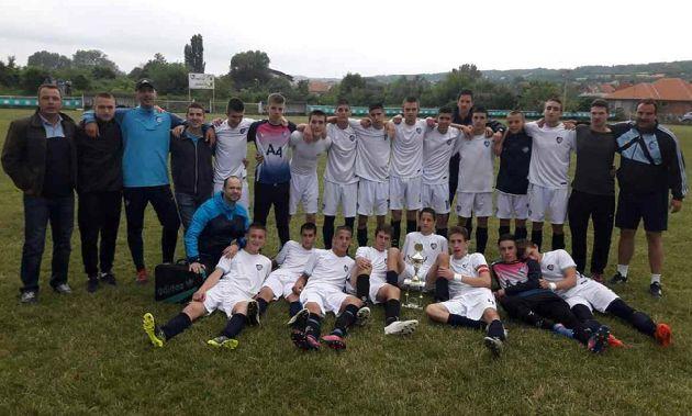 FK Apolon 4 se plasirao u Kadetsku ligu Srbije