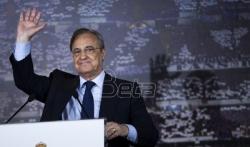 Florentino Peres ponovo izabran za predsednika Real Madrida