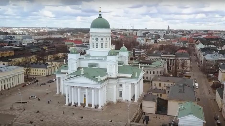 Helsinki: Terorista pripremao napad na crkvu?