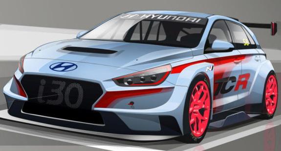 Hyundai i30 N TCR imaće trkački debi na 24 sata Mizana