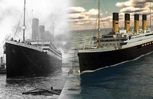 istina otkrivena 105 godine kasnije titanik nije udario u