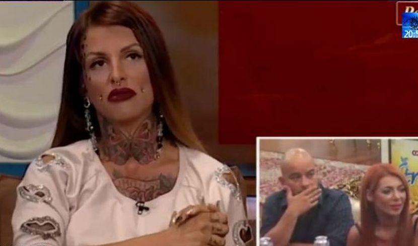 """Jelena Krunić ušla u """"Parove"""" i saopštila Mireli vest zbog koje je RIDALA U SUZAMA! (FOTO)"""