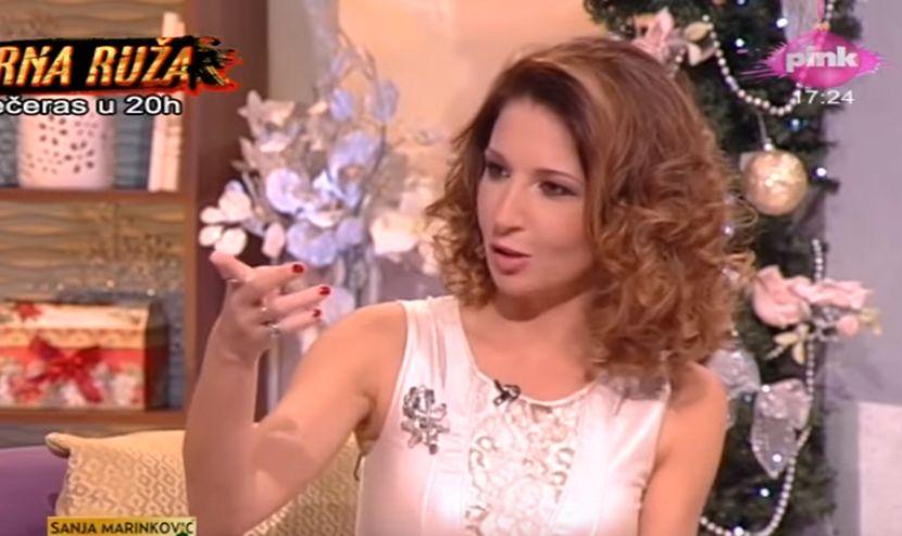 KAKVA PROMENA! Sanja Marinković BEZ ŠMINKE, a tek da vidite njenu novu frizuru! (FOTO)