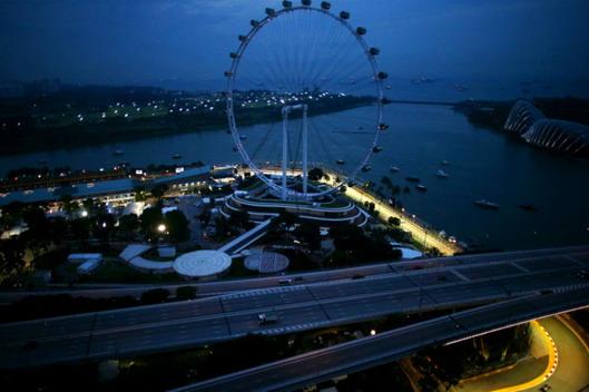 Kina i Singapur gube mesto u kalendaru u F1?