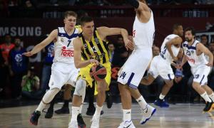 Kralj na kolenima pred Kalinićem i Bogdanovićem: Obradović za devetu titulu, srpski Fenerbahče za prvu! (FOTO, VIDEO)