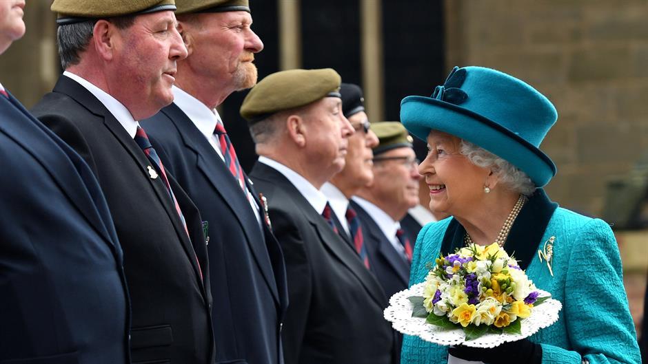 Kraljica Elizabeta II slavi 91. rođendan bez pompe