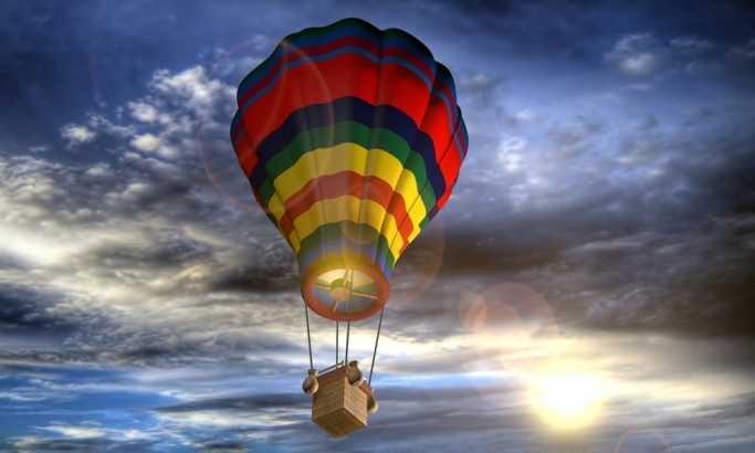 Letite balonima iznad Beograda - uskoro počinje Beogradski manifest