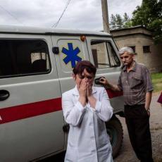 MAJKA JE VRIŠTALA KAD JE UGLEDALA PRIZOR: Mladić pao sa 6. sprata zgrade u Valjevu!