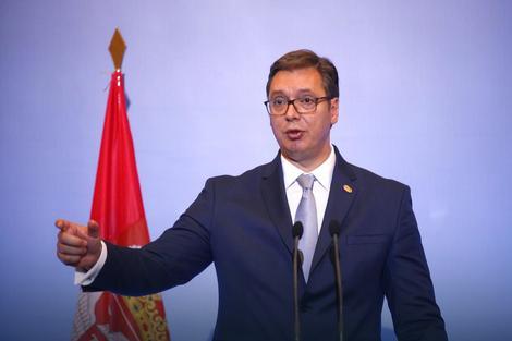 MOMENAT ISTINE Amerika očekuje jasan odgovor od Vučića: NA ČIJOJ JE STRANI SRBIJA?