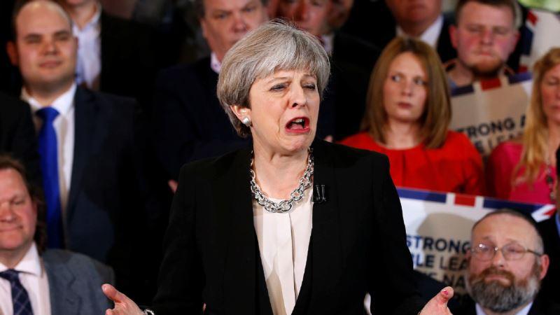 Mej isključila mogućnost učešća Škotske u pregovorima o Brexitu