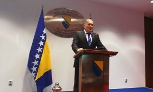 Mektić: Osujećene dve terorističke pretnje u BiH