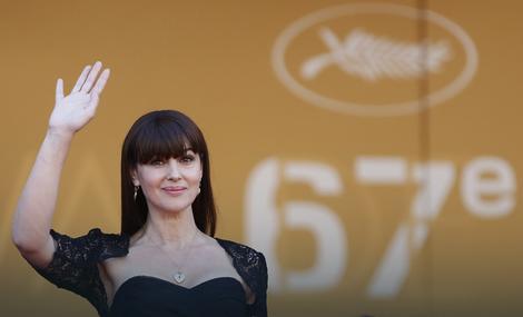 Monika Beluči voditeljka 70. Kanskog filmskog festivala