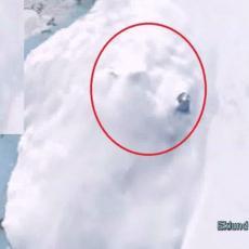 NLO SLETEO NA ANTARKTIK?! Na ostrvu Eklund pronađen svemirski brod? (VIDEO)