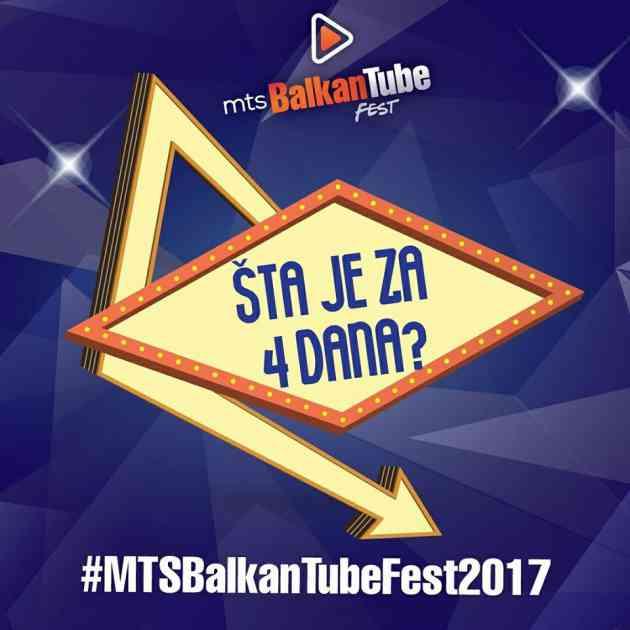 Najveći festival jutjub kulture Balkan Tube Fest za vikend u Beogradu