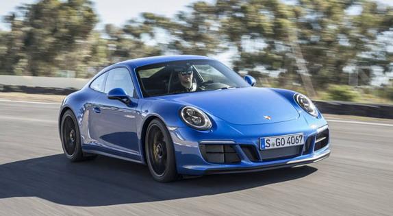 Neočekivano: Porsche 911 GTS brži od GT3 verzije
