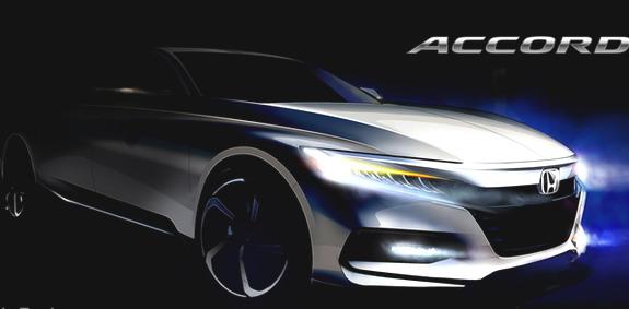 Nova Honda Accord najavljena za 14. jul