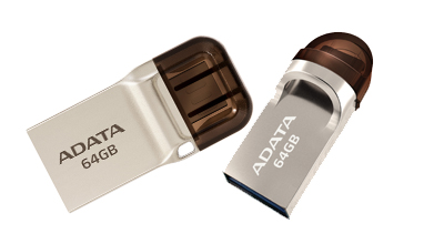 Novo iz ADATA-e: UC360 i UC370 OTG fleš diskovi